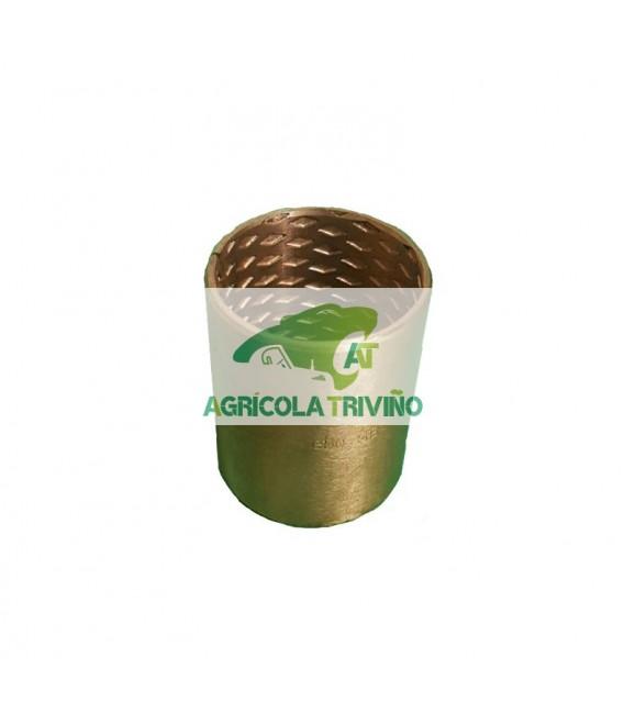Casquillo de bronce con alveolos SBA