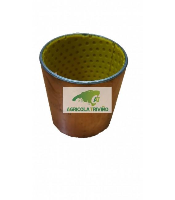 Casquillo PV de bronce con alveolos