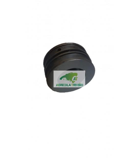Pistón de cilindro hidráulico