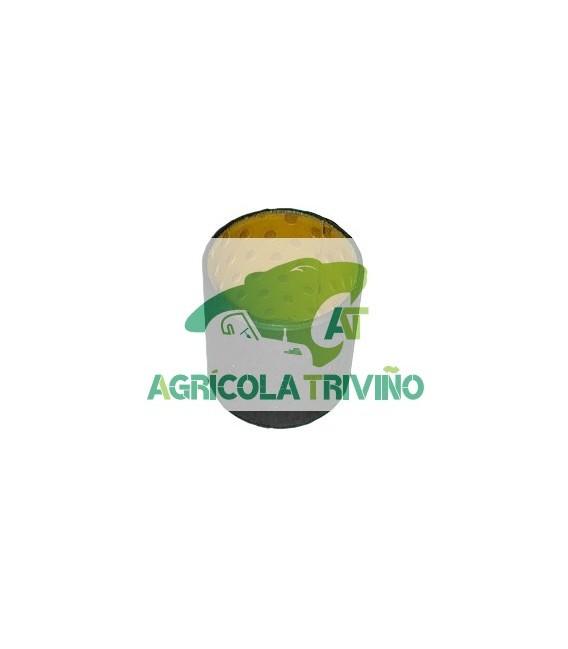 CASQUILLO BRONCE CON ALVEOLOS 30X40 TOPAVI